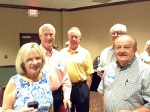 Dee Clingman, Sally and Bill